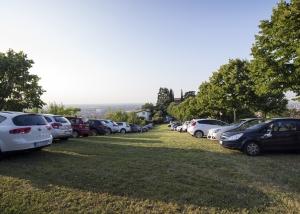 Villa Scarani - parcheggio